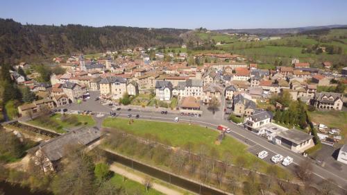 patrimoine village vue aerienne 1