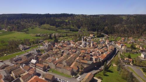 patrimoine village vue aerienne 11