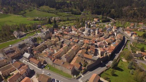 patrimoine village vue aerienne 12