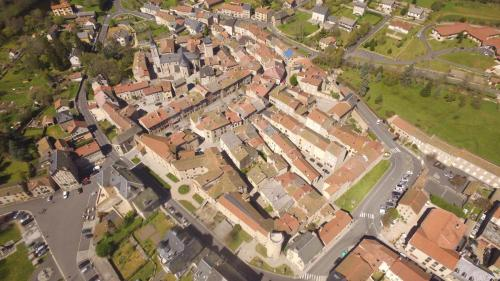 patrimoine village vue aerienne 4