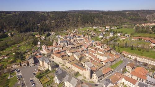 patrimoine village vue aerienne 5