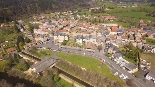 patrimoine village vue aerienne 6