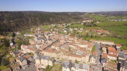 patrimoine village vue aerienne 7