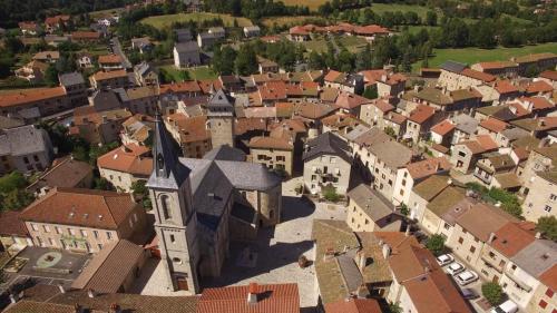 patrimoine vue village
