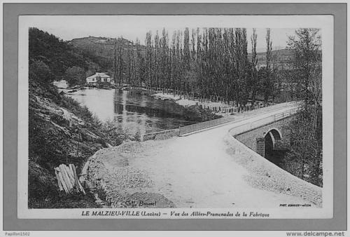 arrivée de Saint-Chély