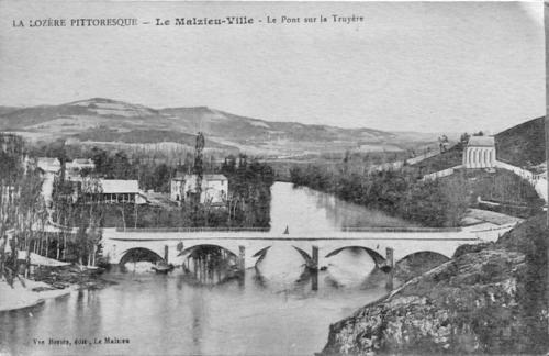 pont du malzieu