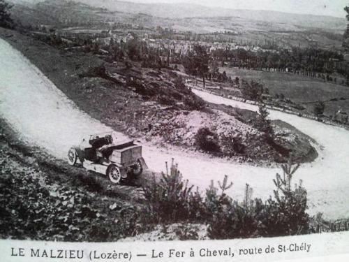 route de Saint-Chély