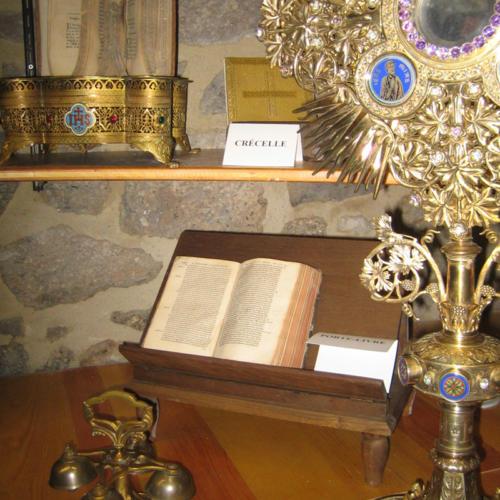 trésor de l'église www